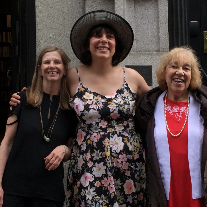 Elizabeth Doran, Diana Norma Szokolyai, Kathleen Spivack